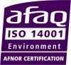 Certifications 14001 Imprimerie verte